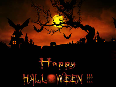 Click to download Halloween Bats Screensaver