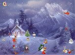 Christmas Screensaver - Christmas Adventure 2