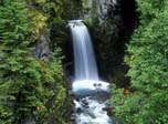 Free Popular Screensaver - Charming Waterfalls