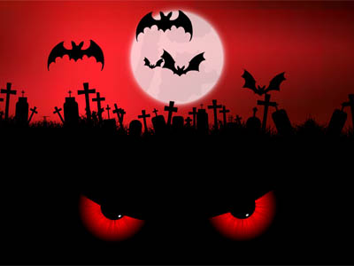 Deadly Halloween Screensaver Freeware