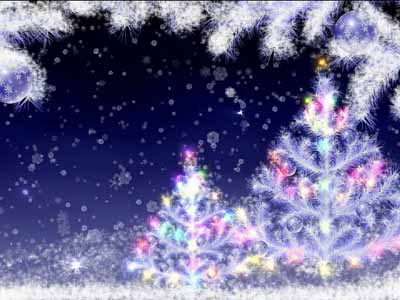 Today we present a new, very nice, bright screen saver Falling Snow! This year, you can not buy spruce home. Why? With our screensaver you have a great Christmas tree, decorated with garlands. Download free snowfall screensaver now!