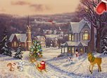 Holiday Screensaver - Christmas Fantasy