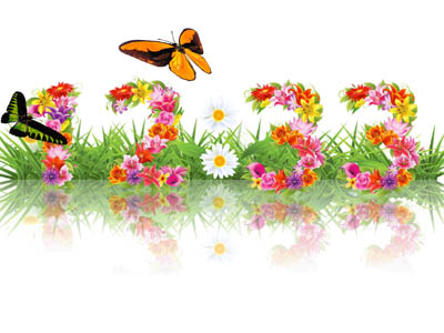 Flowers Time Screensaver Freeware