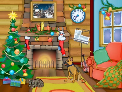 Click to view Christmas Plots screenshots