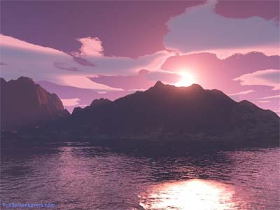Click to view Magic Sunset 1.0 screenshot