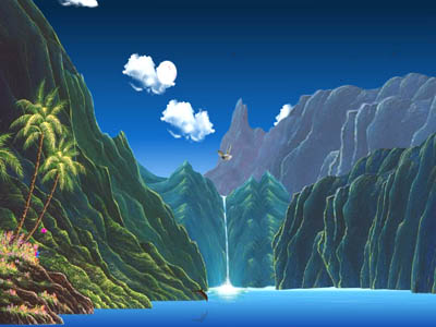 Bewitching Tropics Screenshot