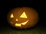 3D Pumpkin Screensaver - Free Halloween 3D Screensaver
