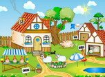Farm Yard - Windows 8 Cartoon Screensavers