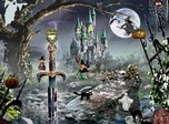 Halloween Card - Windows 8 Screensavers Download