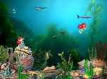 Mermaids Kingdom Screensaver - Download Free Screensavers