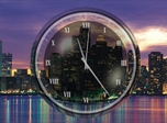 New York Clock Screensaver - Download Free Screensavers