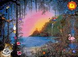 Paradise Sunset - Windows 8 Nature Screensavers Download