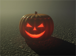 Pumpkin Mystery 3D Screensaver - 3D Screensavers