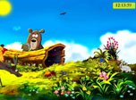 Summer Meadows - Windows 8 Cartoon Screensavers