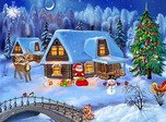Christmas Symphony - Windows 8 Screensavers Download