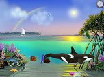 Tropical Aquaworld - Windows 8 Animals Screensavers Download