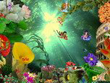 Animated Screensavers - Animated Aquaworld Screensaver