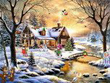 Download Free Screensavers - Christmas Paradise Screensaver