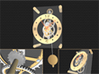 3D Screensavers - Pendulum Clock 3D Bildschirmschoner