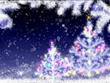 Winter Screensavers - Falling Snow Screensaver