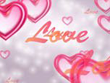 Animated Screensavers - Flying Love Screensaver