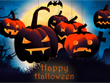 Animated Screensavers - Happy Pumpkin Screensaver