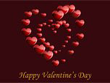 Effects Screensavers - Valentines Hearts Screensaver