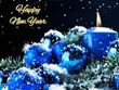 New Year Screensavers - Holiday Candle Screensaver
