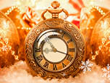 New Year Screensavers - Holiday Clock Screensaver