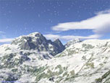 Download Free Screensavers - Winter Mountain Screensaver