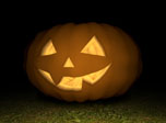 Free Halloween 3D Screensaver - 3D Pumpkin - Screenshot #4