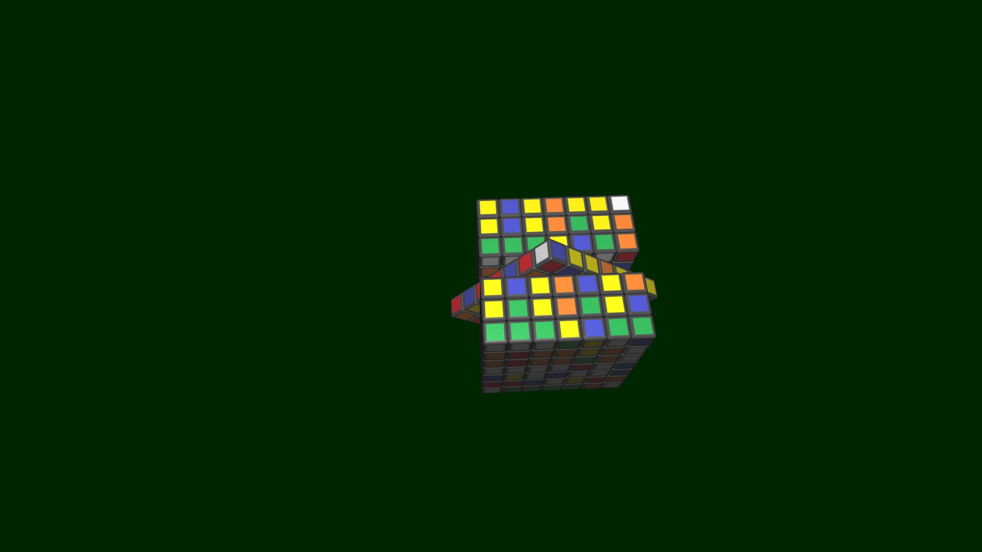 3d Rubiks Screensaver For Windows Free 3d Screensaver