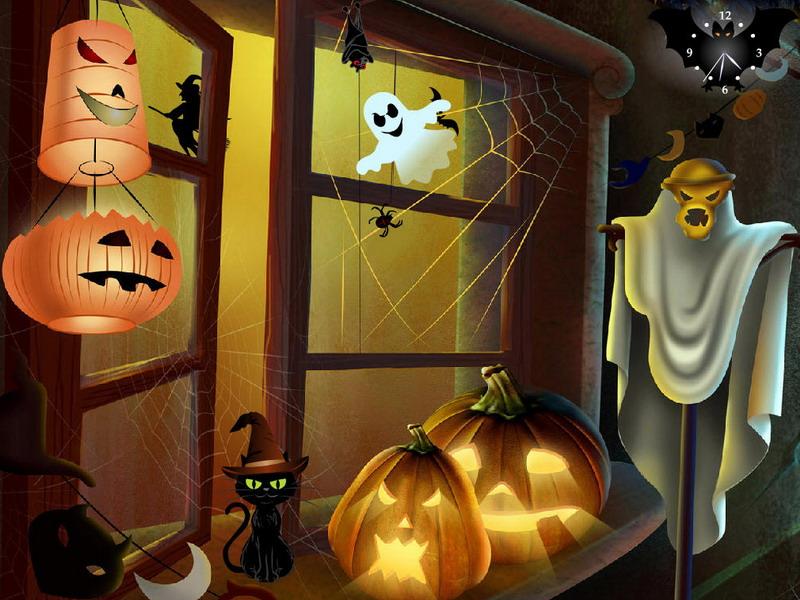 halloween again free halloween screensaver