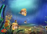 Animierter Aquarium Screensaver - Animated Aquarium - Screenshot #1