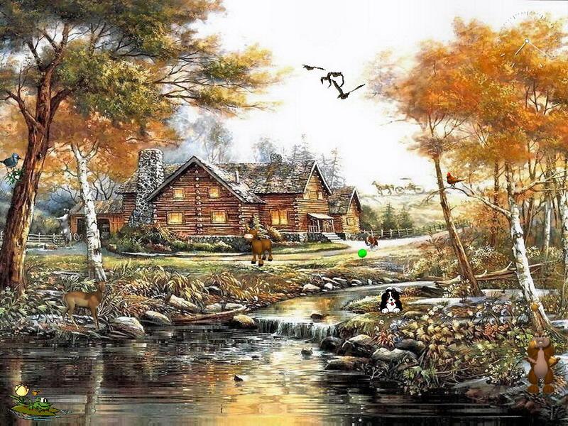 Nature screensavers autumn life fullscreensavers nature screensavers autumn life voltagebd Gallery