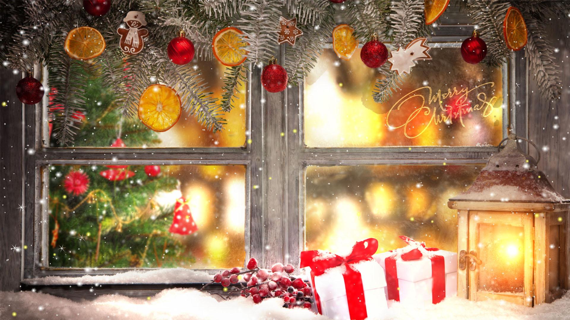Christmas Mood Screensaver for Windows