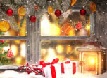 Free Christmas Screensaver - Christmas Mood - Screenshot #1