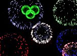 Kostenloser Fireworks 3D Screensaver - Fireworks 3D - Screenshot #1