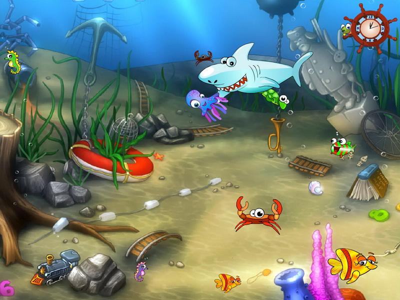 funny aquaworld free funny screensaver
