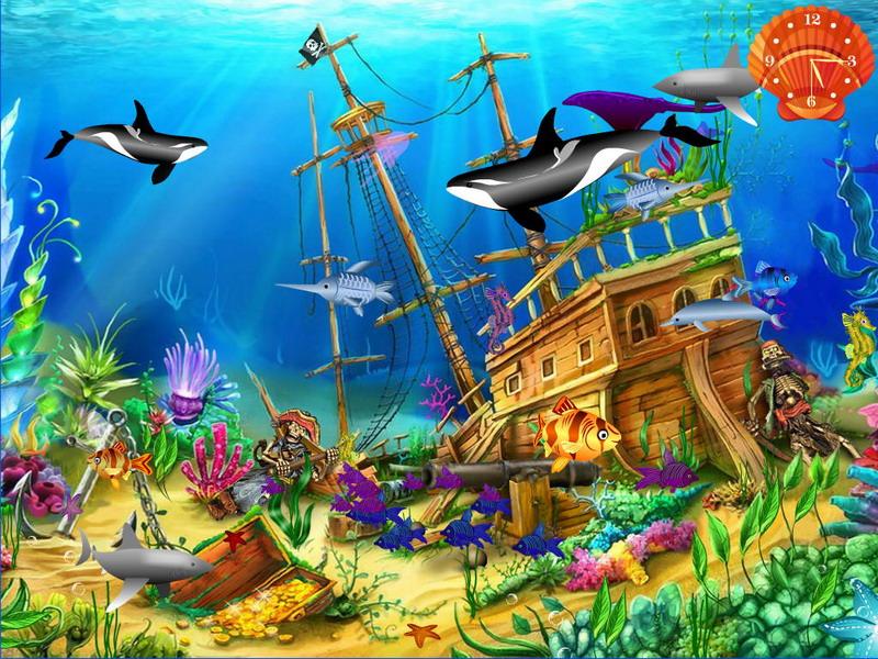 pirates galleon pirates screensavers fullscreensavers com