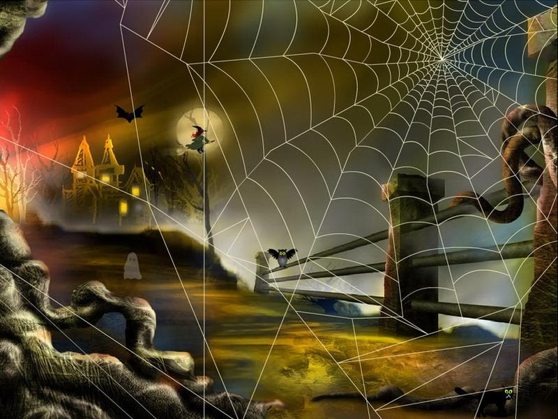 Halloween Adventure Halloween Screensaver
