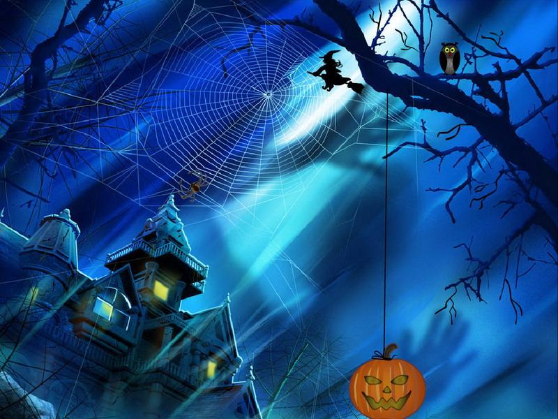 all screensavers halloween - photo #14