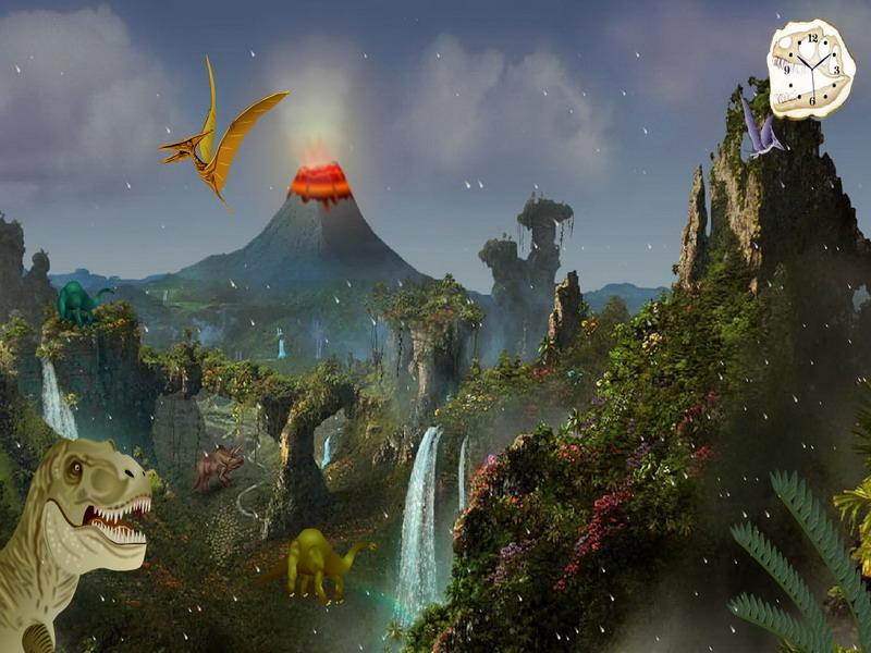 Pangolins - Free Animated Screensaver