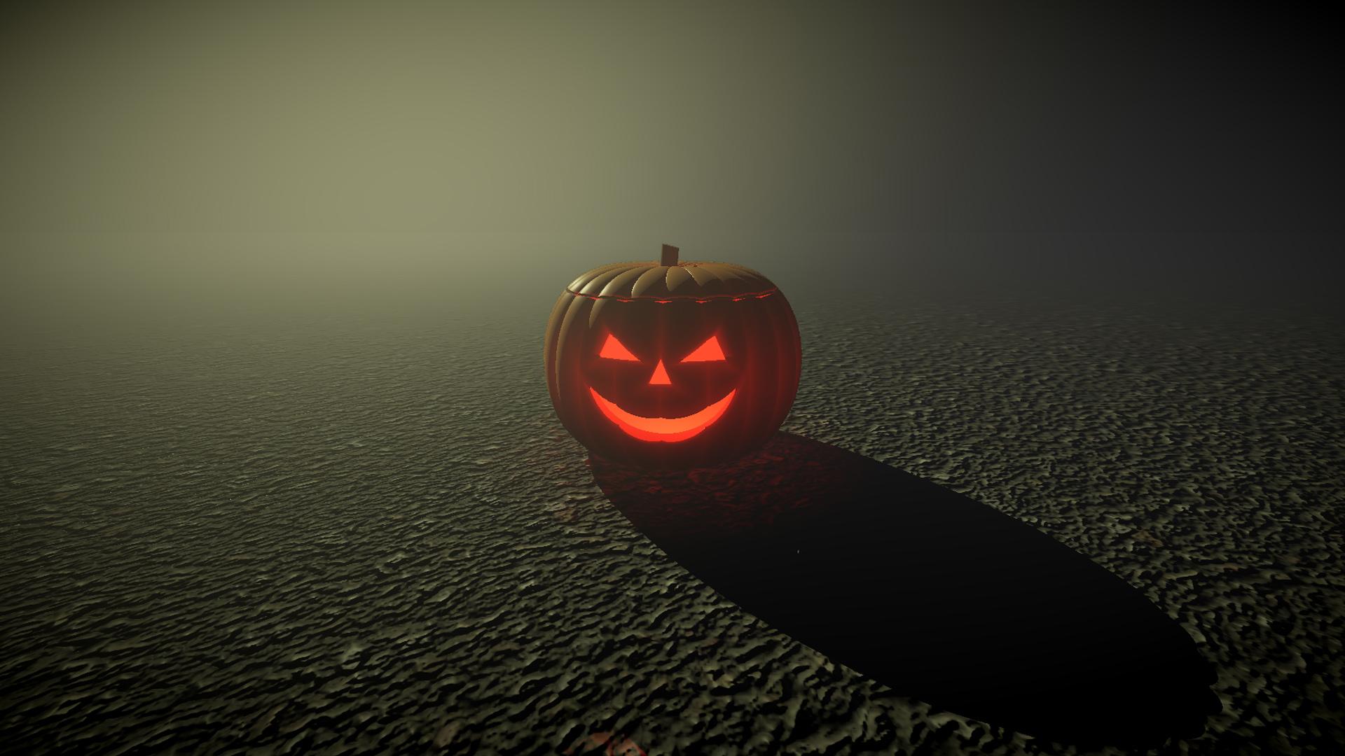 Pumpkin Mystery 3d Screensaver For Windows Free Pumpkin 3d Screensaver