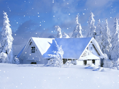 Windows 7 Snowfall Fantasy 3.0 full